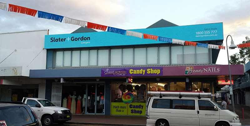 Slater and Gordon Lawyers Penrith